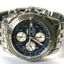 Breitling Chronomat Evolution Edelstahl mit Pilotarmband
