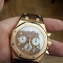 Audemars Piguet Royal Oak Chronograph Sachin Tendulkar Limited