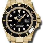 Rolex Submariner Gold 116618 bkd