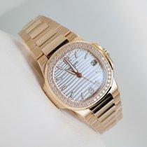 Patek Philippe Ladies Nautilus 7010/1R-011 Watch