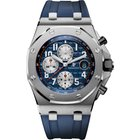 Audemars Piguet AP Royal Oak Offshore Navy Chronograph Steel