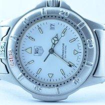 TAG Heuer Professional 4000 Herren Uhr 39mm Quartz Rar...