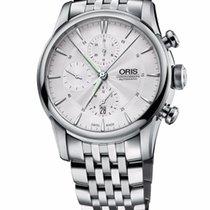 Oris Artelier Chronograph Watch