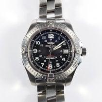 Breitling Colt Quarz Chronometer A74380 steel bracelet Full...