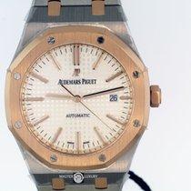 Audemars Piguet 15400SR.OO.1220SR.01 Royal Oak Automatic Date
