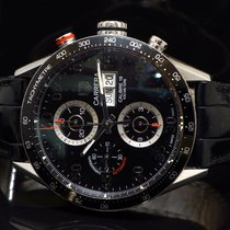 TAG Heuer 2010 Carrera Calibre 16 Chronograph, Box & Papers