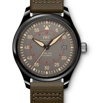 IWC IW324702 Pilots Mark XVIII Top Gun Miramar in Black...