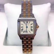 Cartier Santos Demoiselle W25066Z6 - Box & Papers 2011