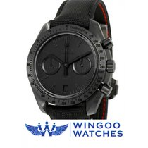 Omega - DARK SIDE OF THE MOON BLACK BLACK DEPLOYANTE Ref....