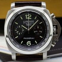Panerai PAM212 Luminor Flyback Chronograph 1950 SS (25716)