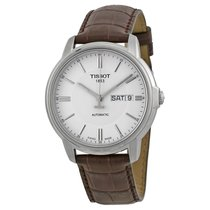 Tissot Automatic III White Dial Mens Watch T0654301603100