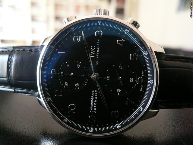 IWC PORTUGAISE CHRONO-AUTOMATIC