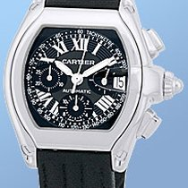 "Cartier ""Roadster"" Chronograph."
