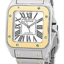 """Cartier """"Santos 100"""" XL."""