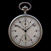 Leonidas Vintage Pocket Chronograph