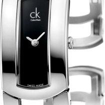 ck Calvin Klein Dress K3Y2M111 Spangenuhr Außergewöhnliches...