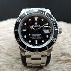 Rolex Submariner 16610 Black (T25) Dial Black Bezel