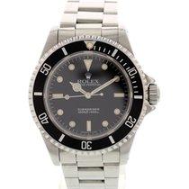 Rolex Men's Rolex Submariner No Date Stainless Steel 14060