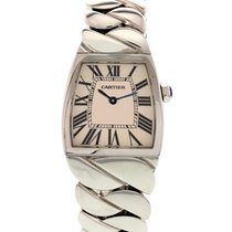 Cartier Ladies Cartier La Dona Stainless Steel 2835 Box &...