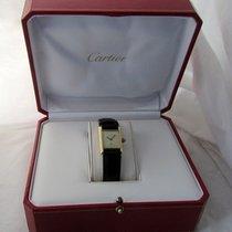 Cartier Must de Cartier Tank silver model