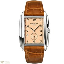 Patek Philippe Gondolo 18K White Gold Men's Watch