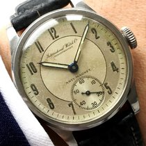 IWC Serviced IWC Calatrava Antimagnetic with Extract of Archieve
