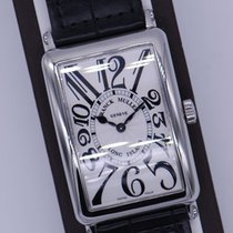 Franck Muller Long Island 1002 Quartz Black (new-unworn)