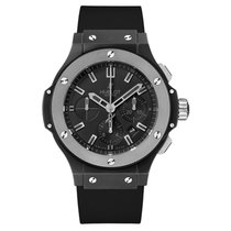 Hublot Big Bang Ice Bang 44mm Automatic Ceramic Mens Watch Ref...