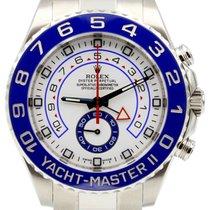 Rolex YACHT-MASTER II - REF  116680 NEU LC100 VERKLEBT