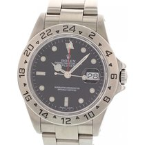 Rolex Men's Rolex Explorer II Stainless Steel 16570