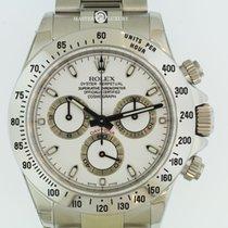勞力士 (Rolex) 116520 Daytona Cosmograph White Dial