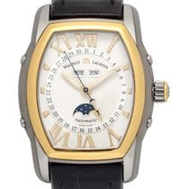 Maurice Lacroix Masterpiece Phase de Lune Men's Watch –...