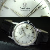 Omega Seamaster Automatic Calendar Date Steel Mens Watch Cal. 503