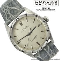 Rolex Oyster Perpetual 1007 silver dial 1968