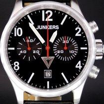 Junkers Fliegeruhr Handaufzug Glasboden