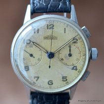 Angelus WW2 ERA 35MM CHROME 2 REGISTER CALIBER 215 CRAZY...