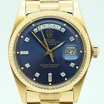 Rolex Day Date 18k Gold 1803 Borke