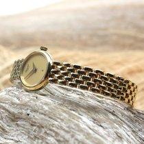 Chopard Damen Armbanduhr Ladies Collektion 750er Gelbgold Quarz