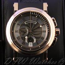Breguet Rose Gold Marine Chronograph 5827BR