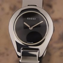 Gucci 6700L Swiss Made Stainless Steel Quartz Luxury Ladies...
