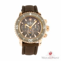 Blancpain Flyback Chronograph Fifty Fathoms Sport