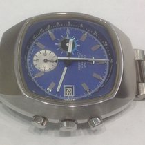 Omega Seamaster Blu Jedi Chronograph and steel ref.176.005