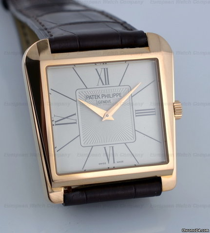 Patek Philippe Gondolo Trapeze 18K RG