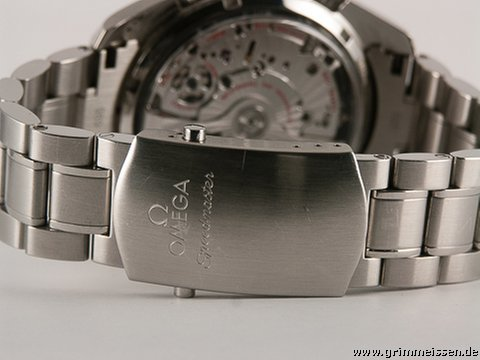 Omega Speedmaster Chronometer Co axial