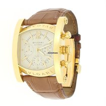 Bulgari Assioma Chrono Gelbgold