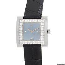 Audemars Piguet Ladies Square 18K White Gold Diamond Watch...