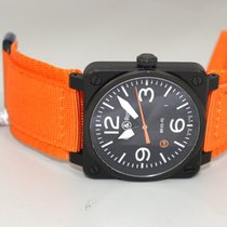 Bell & Ross BR03 92 Orange Limited Edition to 500 pcs. -...