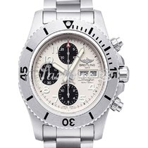 Breitling A13341C3|G782|162A SUPEROCEAN CHRONOGRAPH STEELFISH...
