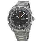 Omega Speedmaster Skywalker X-33 Black Dial Titanium Men's...