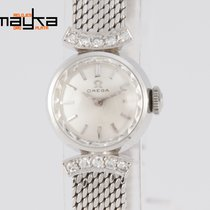 Omega Ladies White Gold 18k and Diamonds 1963